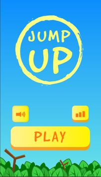 Jump UP! poster