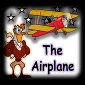 The Airplane icon