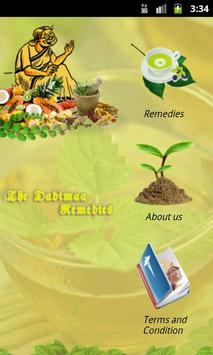 The Dadimaa Remedies poster