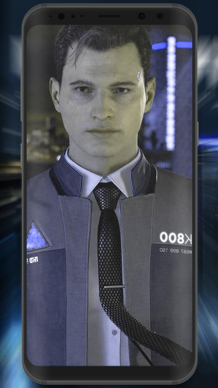 Detroit Become Human Wallpapers 4k For Android Apk Download