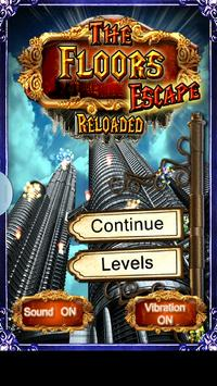 The Floor Escape Reloaded poster