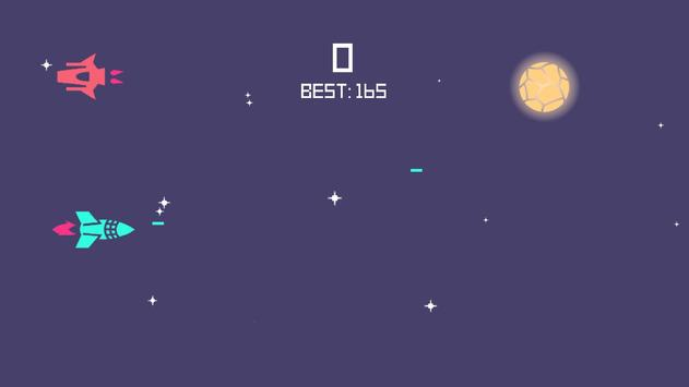 The Rocket: Space War apk screenshot