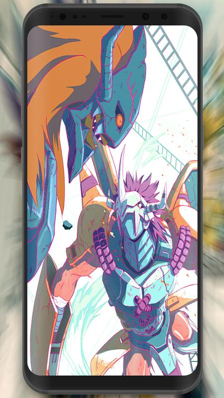 Digimon Wallpapers Hd 4k For Android Apk Download
