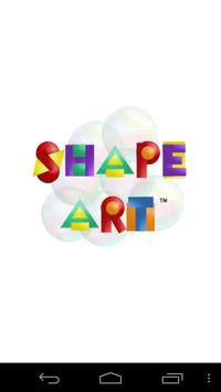Shape Art poster