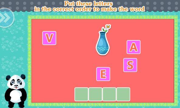 1st Grade Activities apk screenshot