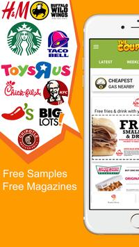 The Coupons App poster