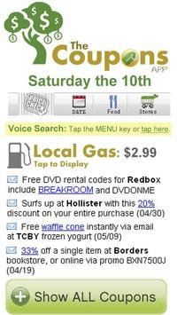 The Coupons App - Deals poster