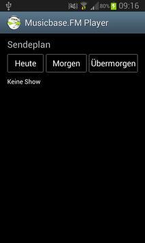 MusicBase.FM Player screenshot 3