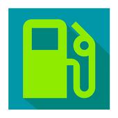 TrackMyGas icon