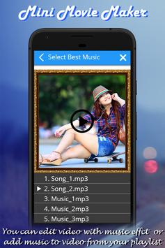 Mini Movie Maker screenshot 2