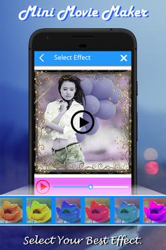 Mini Movie Maker screenshot 3