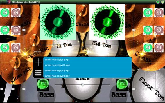 DJ Real music mixer Studio5 2018 screenshot 2