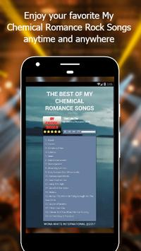 The Best of My Chemical Romance Rock Songs poster
