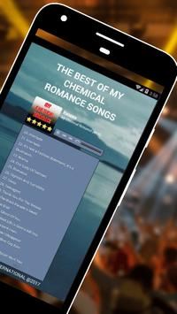 The Best of My Chemical Romance Rock Songs apk screenshot