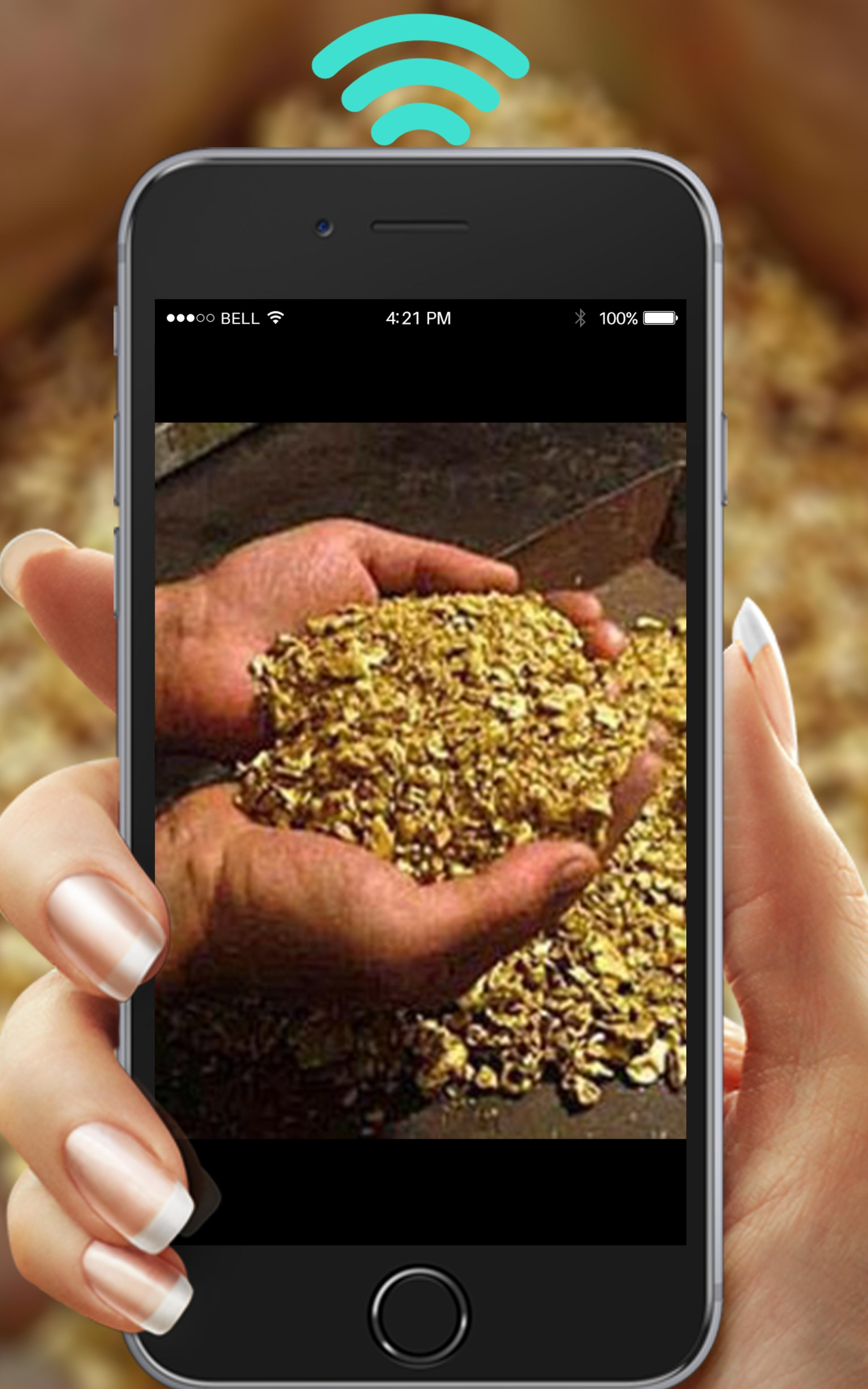 Gold-Real Gold Detector App for Android - APK Download