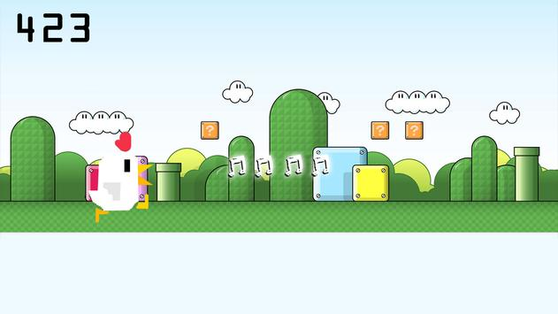 Chicken Scream Pro apk screenshot