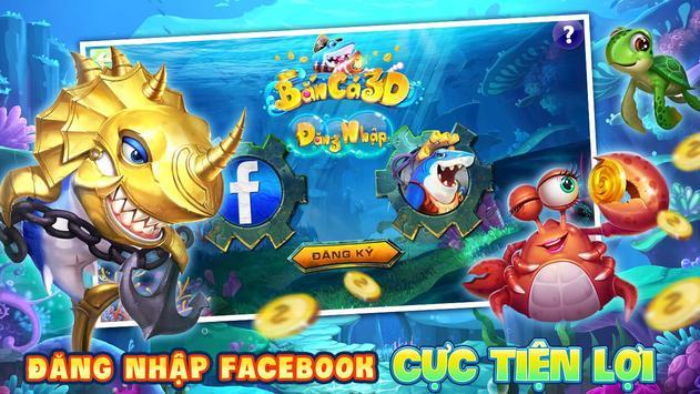 Thế Giới Bắn Cá 3D poster