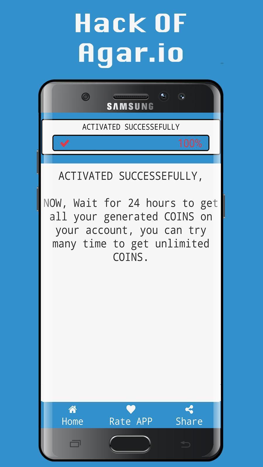 Hack Of Agario Prank para Android - APK Baixar