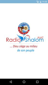Radio Shalom AMT poster