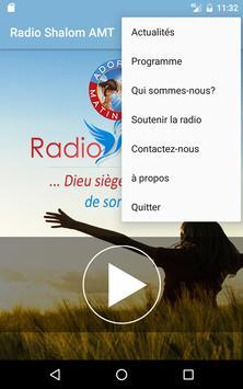 Radio Shalom AMT screenshot 10