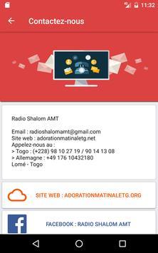 Radio Shalom AMT screenshot 11