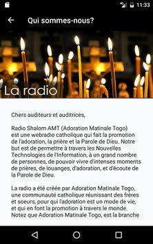 Radio Shalom AMT screenshot 12