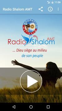 Radio Shalom AMT screenshot 1