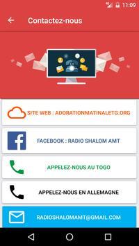Radio Shalom AMT screenshot 4