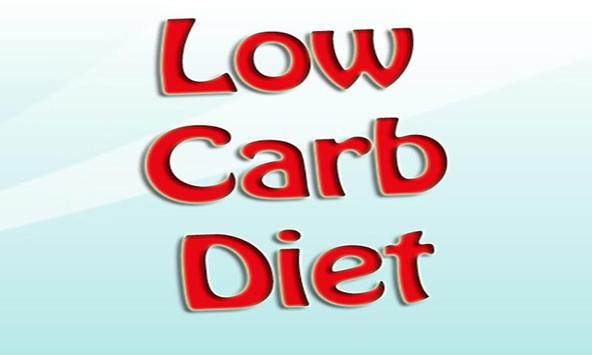 The Low Carb Diet Guide poster