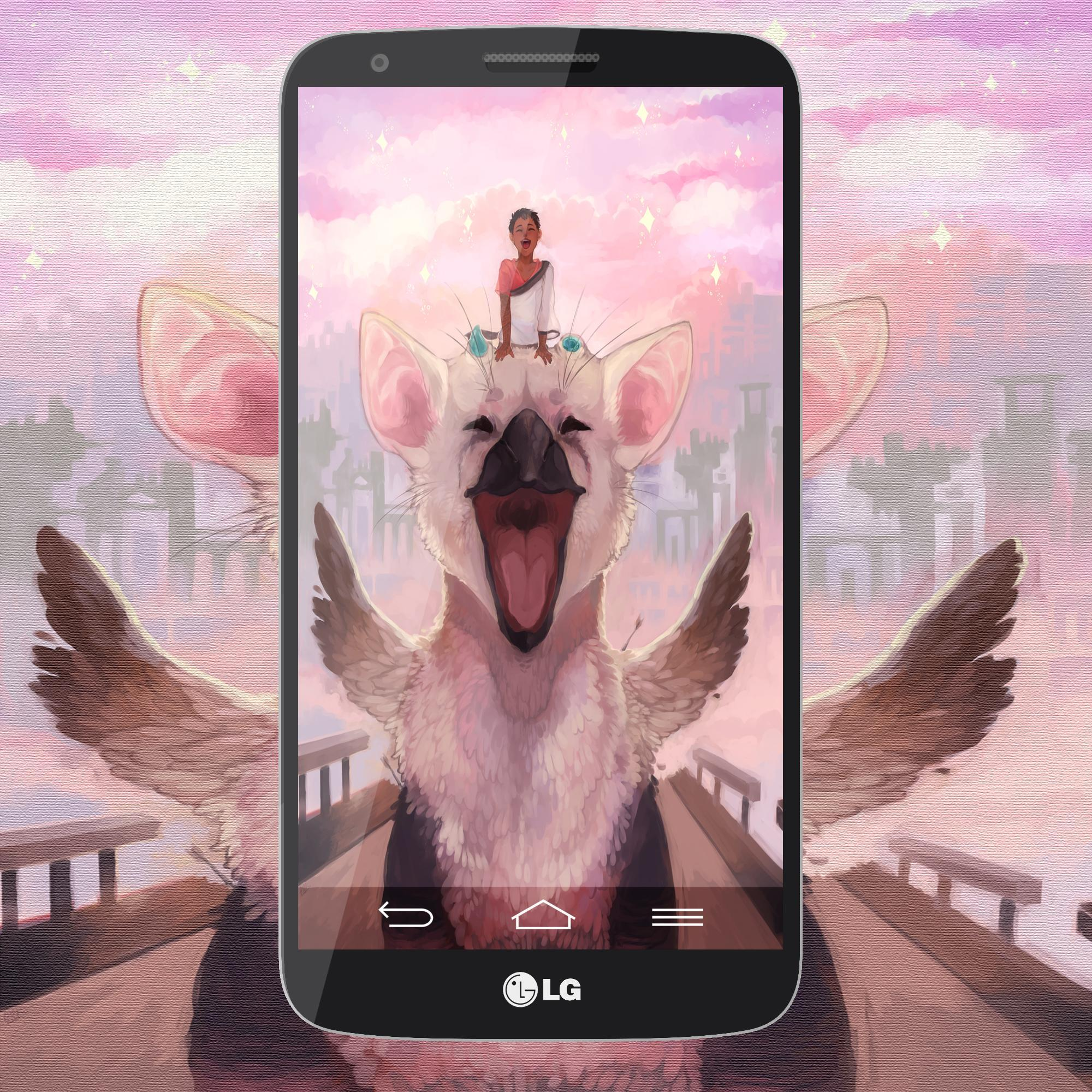 The Last Guardian Wallpaper Hd For Android Apk Download