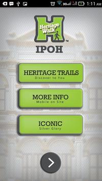 Heritage Walk Ipoh apk screenshot