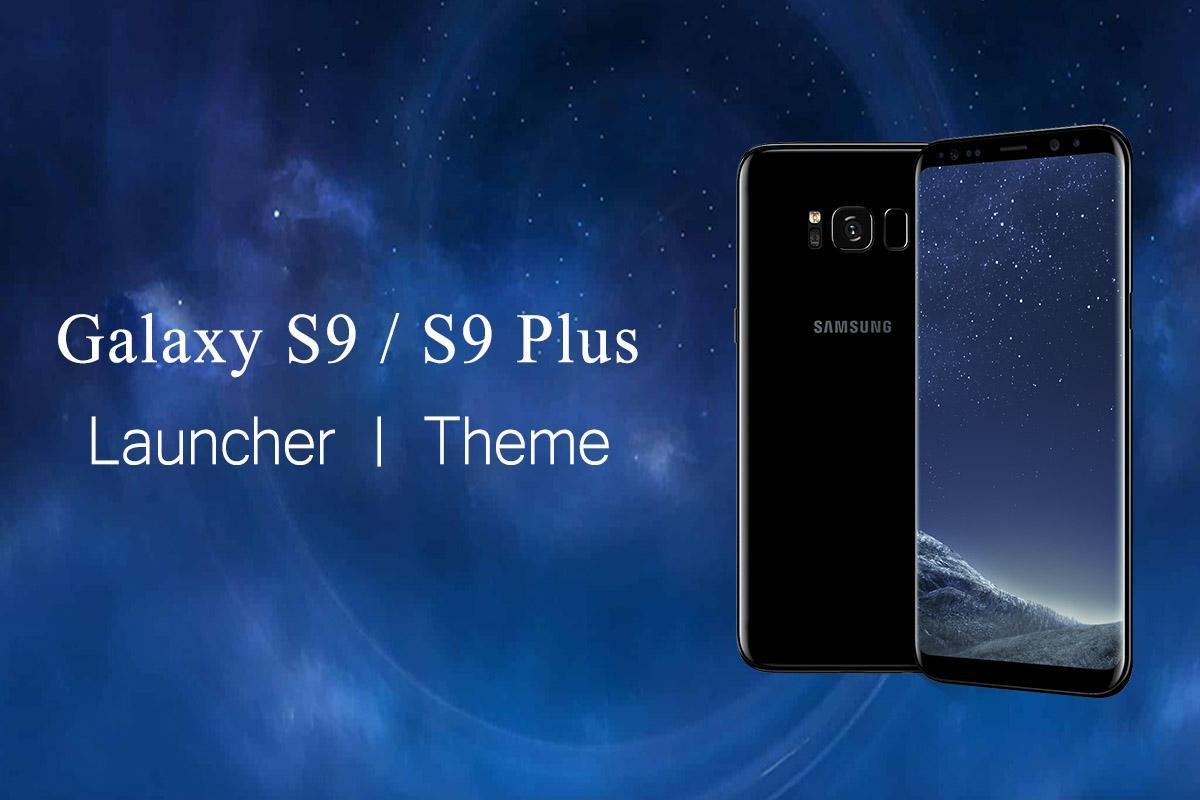 Theme For Galaxy S9 / S9 Plus Wallpaper HD APK Download