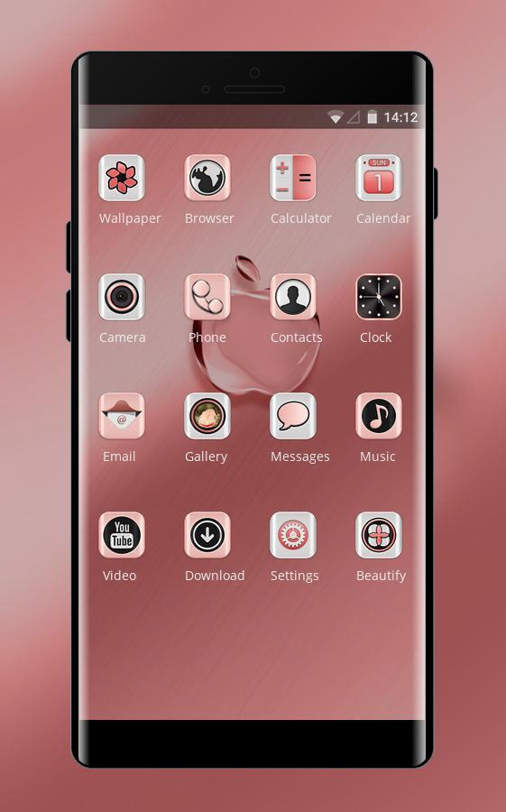 Business Theme For Iphone Pink Phone X Wallpaper For