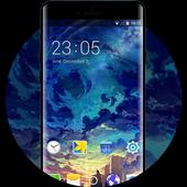J2,J3 Samsung Galaxy Launcher Themes & wallpaper icon