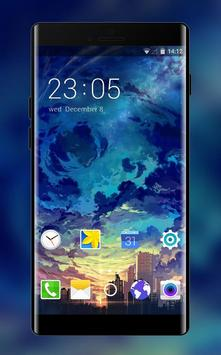 J2,J3 Samsung Galaxy Launcher Themes & wallpaper poster