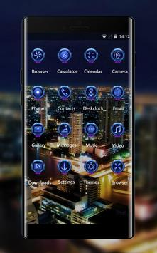 Landscape theme wallpaper bangkok thailand night apk screenshot