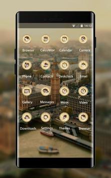 Landscape theme london tower city wallpaper screenshot 1