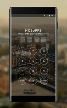 Landscape theme london tower city wallpaper screenshot 2