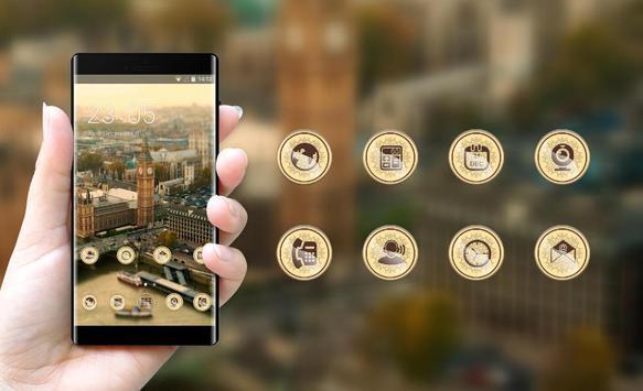 Landscape theme london tower city wallpaper screenshot 3