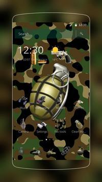 Keren Militer HD Wallpaper poster