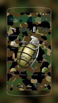 Keren Militer HD Wallpaper apk screenshot