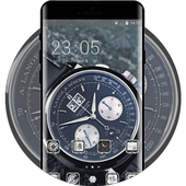Cool theme wallpaper a lange and sohne watch icon