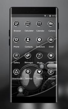 Cool theme wallpaper mechanism background light screenshot 1