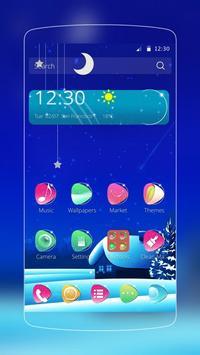 Christmas Snow Night poster