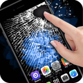 Cracked Screen pranks: Theme for IPhone 7