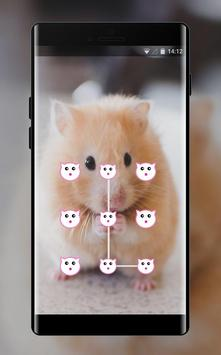 Kawaii theme cute poster