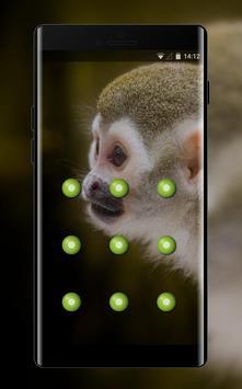 Cute theme squirrel monkey space interstellar screenshot 1