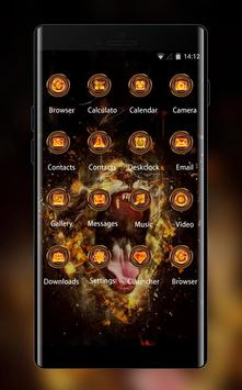 Fire Roaring Lion screenshot 1
