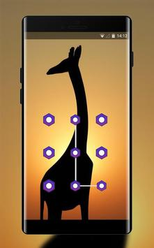 Animal theme poster