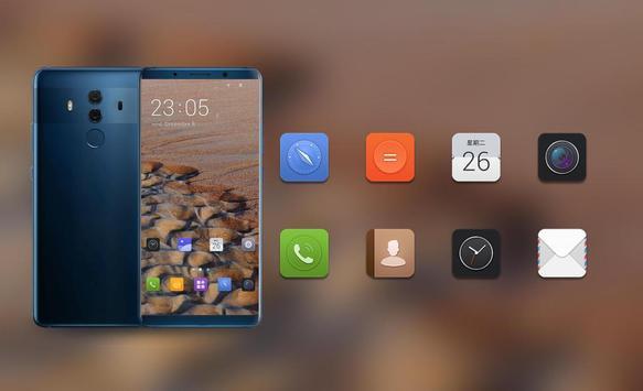 Theme for OPPO realme 2 sand beach wallpaper screenshot 3